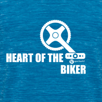 CYCLING - heart of the biker