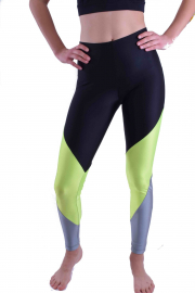 Essentials 1/1 Leggings - Modell MOVE - yellow