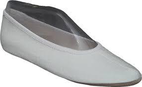 Gymnastikschuh/ Turnschläppchen Modell 164 Baumwolle - IWA