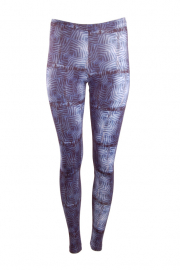 AKTIONSPREIS - Sportleggings - Design JEANS PATCH - solange Stoff/Vorrat reicht!