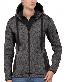 Frauen KNIT THERMO Funktions-Jacke  - RIPTIDE LIGHT Lady - bis 2XL