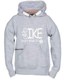 ORIGINALS Hoody-Sweatshirt BIKE-Just ride it! - für Kinder in 3 Farben