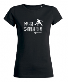 Grafik - T-Shirt - SPORTS - Wahre Sporthelden Tischtennis