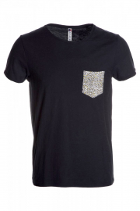ANGEBOT DES MONATS - Sommer T-Shirt Flammgarn - Herren