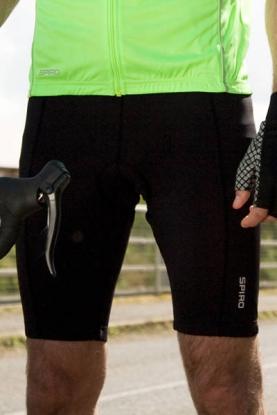COMO  - men - bike cycling shorts