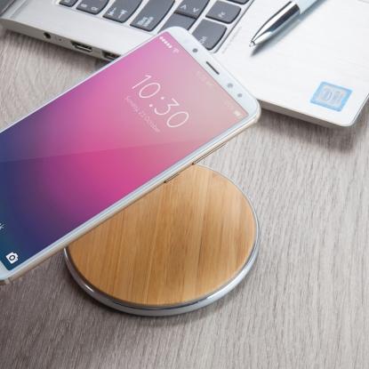 FALCON Smartphone Ladestation kabellos - #Travel/Technik