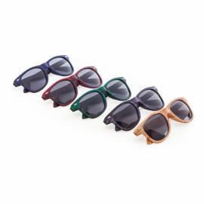 DAX Sonnenbrille UV400 in Holzoptik - HERO Edition- #Travel/Technik
