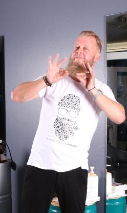 T-Shirt COOLBARB MEN - BAB Originals