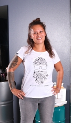 T-Shirt COOLBARB LADY - BAB Originals