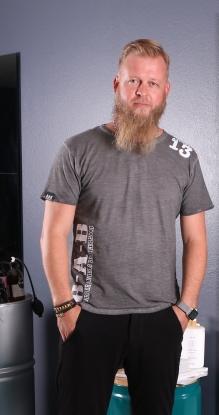 T-Shirt APOSTEL13 MEN - BAB Originals