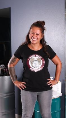 T-Shirt ORIGINAL LADY - BAB Originals