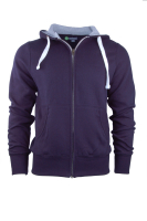 MÄNNER - Hoody Sweat Jacke Men ICON