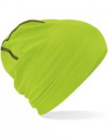 Sportive Mütze / Beanie aus Baumwolle - in 4 Farben erhältlich