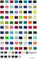 Sport Leggings PROFI uni - Auswahl über 40 Farben - Made in Germany