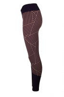 Sport-Tights / Leggings - CUT / DIAGONAL