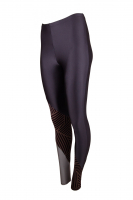 1/1 ESSENTIALS Sport-Tights / Leggings - Design DIAGONAL