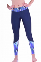 1/1 PREMIUM Sportleggings Modell CUT- Design FADE OUT