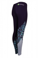 1/1 Sportleggings ESSENTIALS STAR- Design LAB blue