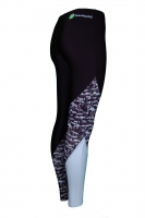 1/1 ESSENTIALS Sport-Tights / Leggings - Design LAB GREY