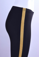 Sportleggings- PROFI STRIPE 1 -Wunschfarben wählbar- Made in Germany!