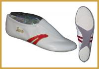 Kunstturnschuhe/ Turnschläppchen Modell 401 Leder - IWA
