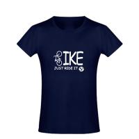 Kinder T-Shirt - Just ride it! - in 6 tollen Farben