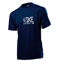 Herren T-Shirt  - Just ride it! - in 3 tollen Farben