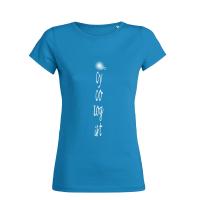 T-Shirt Premium Organic Cotton - Cycologist! - in 4 tollen Farben