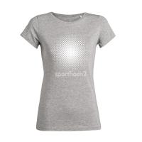 T-Shirt für Frauen - Fade out! - in 4 tollen Farben