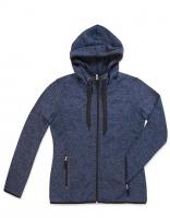 Active Knit Fleece-Jacke STED - jetzt in 4 Farbstellungen!