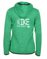 Active Knit Fleece-Jacke STED - in 4 Farben - BIKE EDITION
