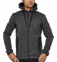 Herren KNIT THERMO Funktions-Jacke  - RIPTIDE LIGHT Men - bis 5XL