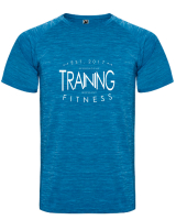 Funktionsshirt Trikot AUSTIN - in 3 melange Farben / TRAINING EDITION