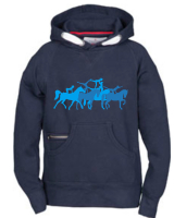 ORIGINALS Hoody-Sweatshirt Blue Voltige! - für Kinder in 3 Farben