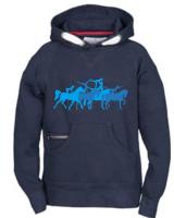 ORIGINALS Hoody-Sweatshirt Blue Voltige! - für Kinder in 3 Farben
