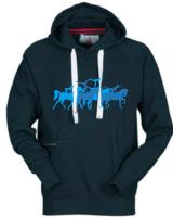ORIGINALS Hoody-Sweatshirt Blue Voltige! - für Jugendliche + Männer in 2 Farben