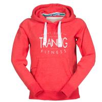 ORIGINALS Hoody-Sweatshirt TRAINING Fitness pur! - für Jugendliche + Frauen in 2 Farben