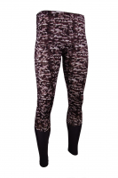 MÄNNER - 1/1 Sportleggings PREMIUM CUT - Design CAMOUFLAGE GREY