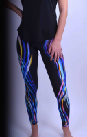 Sportleggings ESSENTIALS ELO FLASH -  Made in Germany