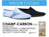 Hallenrad-/Kunstradfahrschuhe CHAMP-CARBON - sporthoch2