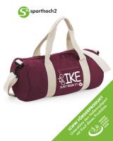 Sporttasche Barrel Bag - ICWW Förderprodukt