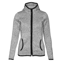 TRI Active Knit Fleece-Jacke Damen