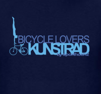 Kinder T-Shirt - Bicycle lovers! - in 3 tollen Farben