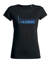 Frauen T-Shirt -Kunstrad - bicycle lovers! - in 2 tollen Farben