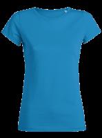 T-Shirt - Motiv Bicylce Skull