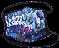 1er PACK / Mund-und Nasen-Maske - Modell HI STD DESIGN FRESH JUNGLE - Sonderproduktion