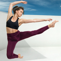 Sportleggings - PREMIUM Basic Tight - in 4 Farben