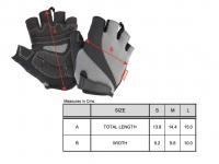 GRIP SHORT Sporthandschuhe kurze Finger