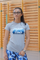 T-Shirt Women We love sports -Promo