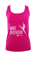 Racerback Women Wahre Sporthelden